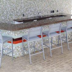 BLEAU Armless Bar Chair BL 7040-30 (Infinity at Brickell)