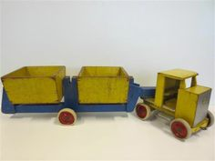 Kids Toys, Children's Toys, How To Make Toys, Designer Toys, Wood Toys, Vintage Toys, Making Toys, Projects To Try, Art Deco
