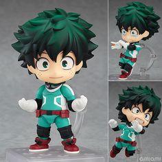 AmiAmi [Character & Hobby Shop] | Nendoroid - Boku no Hero Academia: Izuku Midoriya Hero's Edition(Pre-order)
