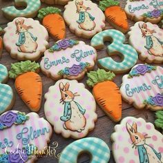 Cookie Momster by Hilary I Custom Cookies in Houston Cookies