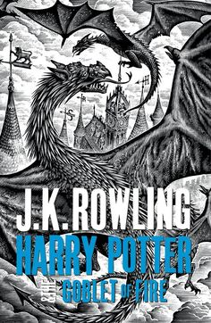 Bloomsbury UK is releasing new Harry Potter adult hardback editions! -- Stunning woodcut covers by the award-winning Andrew Davidson.