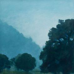 Gerda Leenards Tree-scapes - Pataka Landscape, Nature, Painting, Art, Ideas, Craft Art, Naturaleza, Scenery, Painting Art