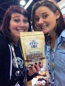 Celiac Disease Awareness Month Bakery on Main Nut Crunch #CDAM15 #spon