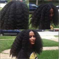 You will quickly learn. HOW TO make it at home yourself and enjoy the hair growth benefits. How to AVOID smelling all funky when using it, lol. To ENJOY less hair shedding after treatment. Pelo Natural, Long Natural Hair, Natural Hair Growth, Braid Out Natural Hair, Natural Hair Blowout, Black Hair Growth, Hair Colorful, Curly Hair Styles, Natural Hair Styles