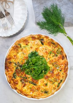 Food Art, Quiche, Food And Drink, Pizza, Tasty, Snacks, Dinner, Cooking, Breakfast