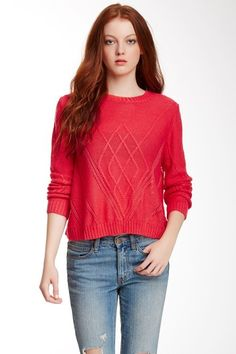 Bow Knit Sweater by The Classic on @HauteLook