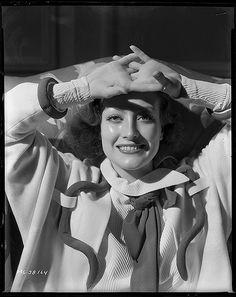 https://flic.kr/p/7LF483 | 7000-0820 | Joan Crawford camera negatives from Sadie McKee by George Hurrell.