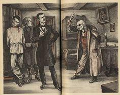 Brothers Karamazov (later) Illustrations
