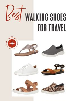 What are the most comfortable and cute walking shoes for travel? These are our tried and tested reader recommendations for the world's best travel shoes! Say hello to comfort and stylish shoes! #TravelFashionGirl #TravelFashion #TravelShoes, #walkingshoes #packingtips #comfortshoes Travel Shoes Women, Packing Tips For Travel, Travel Ideas, Travel Style, Travel Fashion, Best Walking Shoes, Winter Shoes, Holiday Outfits, Ankle Booties