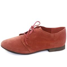 Save 10% + Free Shipping Offer * | Coupon Code: Pinterest10 Material: Man Made Material. Brand: Breckelle's Collection True to size Product Code: Sandy-21 Honey Suckle color Women's Breckelle's Sandy-21 Honey Suckle Laced up Oxford Shoes