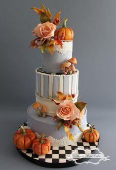 Autumn in Wonderland by Angela Penta