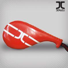JCalicu Double Kick Pad / Target Taekwondo, Bicycle Helmet, Kicks, Target, Training, Coaching, Cycling Helmet, Fitness Workouts, Work Outs