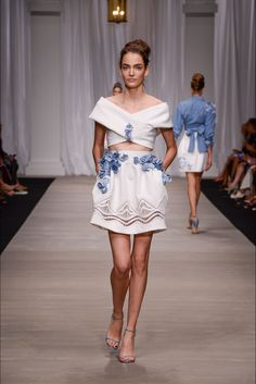 Ermanno Scervino Spring 2015 Ready-to-Wear - Collection - Gallery - Style.com