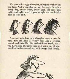 The Twits by Roald Dahl.