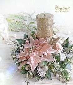 72 Trend Simple Rustic Winter Christmas Centerpiece Simple And Popular Christmas Decorations, Table Decorations, Christmas Candles, DIY Christmas Cente centerpiece christmas rustic simple trend winter winteractivities winterchristmas winterillustratio Christmas Flower Arrangements, Christmas Flowers, Christmas Table Decorations, Christmas Candles, Gold Christmas, Winter Christmas, Christmas Wreaths, Christmas Crafts, Christmas Fashion
