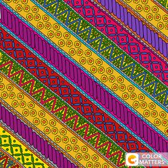 My artwork made by #ColorMattersApp. Follow and Download @ColorMattersOfficial and get a chance to be featured on Instagram Page Striped Wallpaper, Neon Colors, Coloring, Ear, Artwork, Instagram, Jewelry, Work Of Art, Jewlery