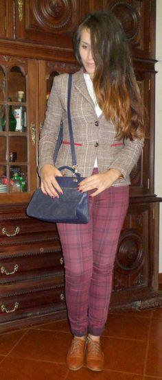 Iva's Blog: Look do dia