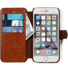 A two-in-one wallet phone case that will simplify your life.
