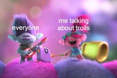 This is so accurate Disney Animation, Animation Film, Why I Love You, Told You So, Sunshine In My Pocket, Troll Meme, Poppy And Branch, Disney Animated Movies, Gorillaz