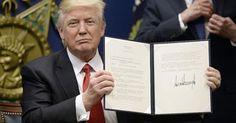Juez federal de EE.UU. ordena suspensión del decreto inmigratorio de Trump