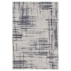 Loloi Rugs Discover Grey & Charcoal Area Rug