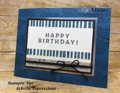 Create a sparkling birthday card with the Myths and Magic Washi Tape from Stampin\' Up! Created by Kay Kalthoff with #stampingtoshare