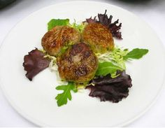 Guest Recipe: Chef Vito Gnazzo's Meatballs Wrapped in Cabbage Leaves