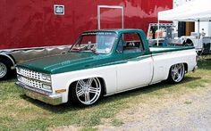 squarebody+Chevy+Truck+Wallpaper | Showfest 2K5 Custom Truck Show Chevrolet Truck Photo 49