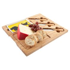 Cheese Entertainment Set.