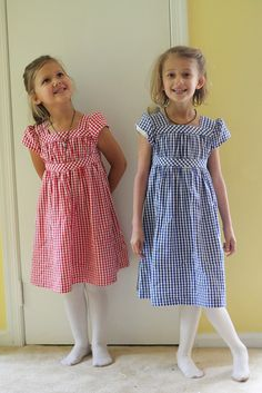 Oliver + S Garden Party Dresses| by round-the-world-girl
