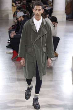 Julien David Autumn/Winter 2017 Menswear Collection | British Vogue