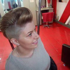 #pinup #pixiecut#haircut #hair