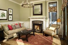 Traditional Home Most Popular Interior Paint Colors Design, Pictures, Remodel, Decor and Ideas - page 6
