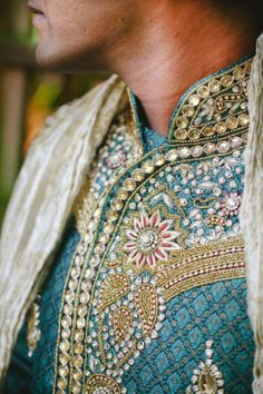 Modern South Asian Wedding     The Frosted Petticoat