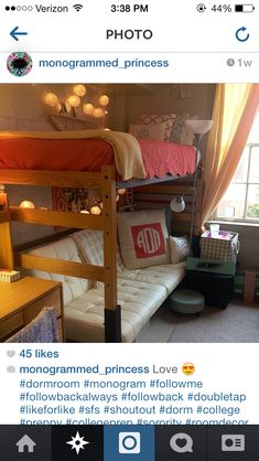 One of the cutest dorms I've seen
