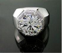 wf custom 10 carats + ring