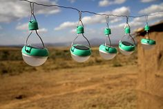 Nokero Solar Powered LED Bulbs