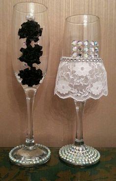 Jems Wedding Glasses