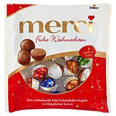 In Usa Storck Merci Petits Chocolate Collection Christmas Tree 200g Christmas