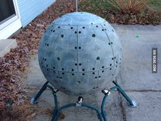Got a free composter off of Craigslist. Works great, but all I can think about is blowing up Alderaan