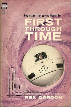 First Through Time, book cover