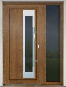 Detail produktu Golden Oak, Door Design, Bathroom Medicine Cabinet, Tall Cabinet Storage, Modern Design, Doors, Furniture, Detail, Home Decor