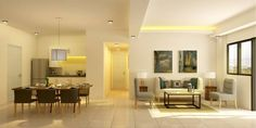 East Bay Residences - Rockwell Primaries Development Corporation Model House, East Bay, Condominium, Oversized Mirror, Diana, Furniture, Home Decor, Decoration Home, Room Decor