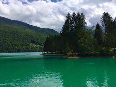 Lago di Barcis Dolomiti Italia