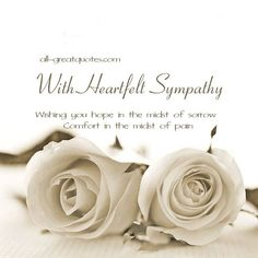 Free Sympathy Condolences Cards For Facebook