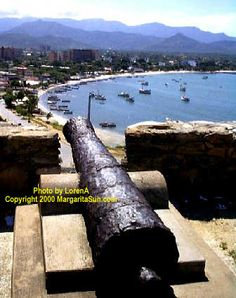 Photos Margarita Island (Venezuela); Fort at Juan Griego; Spectacular Scenic View