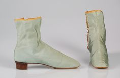 1860–69 Boots | American | The Metropolitan Museum of Art