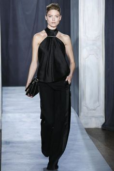 Jason Wu - I see pants. Change the color & add embellishments that fit your wedding theme. Ask your seamstress for suggestions.