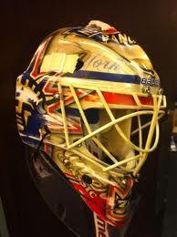 Henrik's Mask for Winter Classic