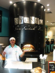 Pizza Oven - NYC Restaurant Sao Paulo Brazil by Beech Ovens, via Flickr